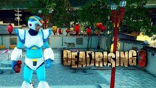 DEAD RISING 3 - DLC do Game em Breve! Gameplay Aleatório com MegaMan X!