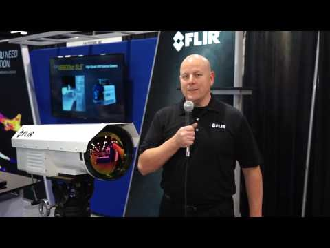 Scientific Cameras for Long Range Testing Applications: FLIR RS8313