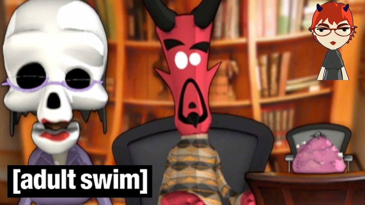 Of swim adult the daughter devil