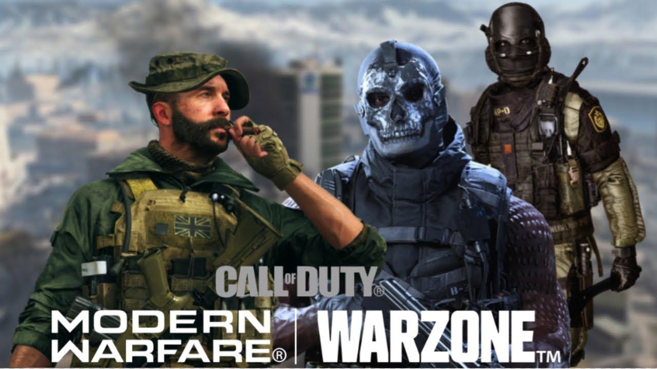 L'HISTOIRE et Les SECRETS des Opérateurs Dans Call Of Duty MODERN WARFARE & WARZONE