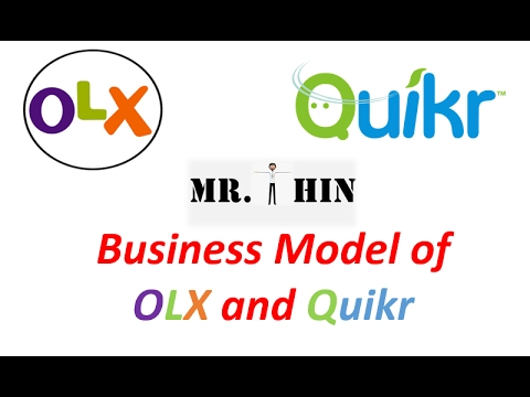 Business Model Of OLX & Quikr | How OLX Earn Revenue