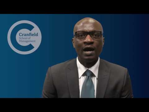 Introduction To The Cranfield Doctorate In Programme And Project Management