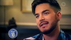 Adam Lambert Talks Freddie Mercury & Touring With Queen | Studio 10