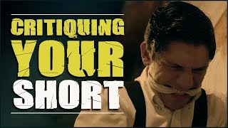 Critiquing Your Short Films