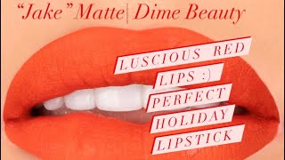 HOW TO APPLY LIPSTICK | DIME LIPSTICK | NEW PRODUCT REVIEW  | WATCH BEFORE YOU BUY |