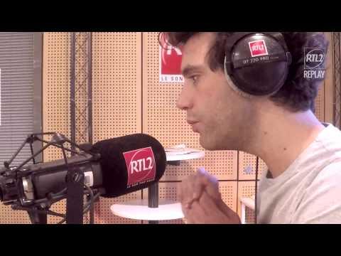 MIKA invité du Grand Morning RTL2