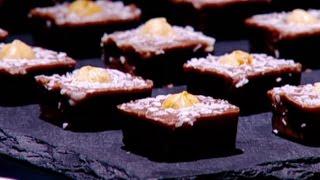 فدج الشوكولاتة بالبندق - ديما حجاوي
