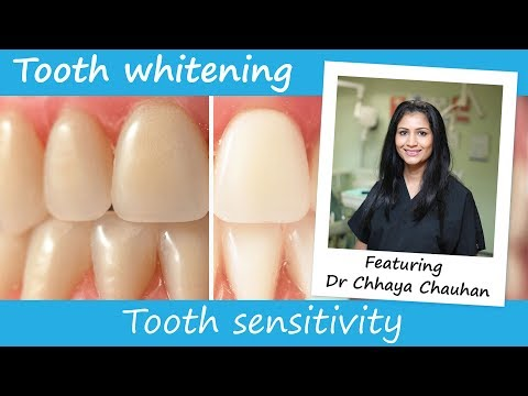 tooth-sensitivity-when-whitening