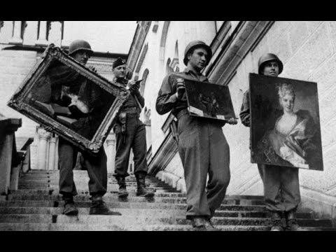 The Search for Art Treasures Stolen by the Nazis (w/ Simon Goodman)