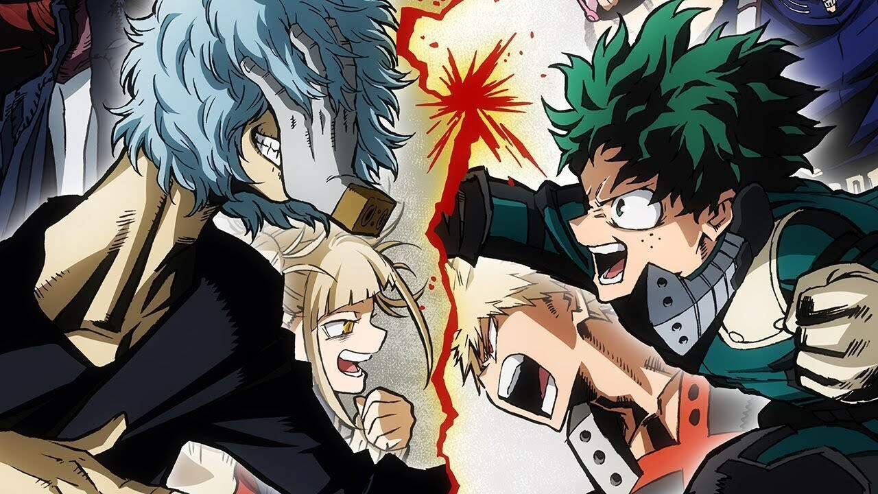 Image result for My Hero Academia season 3