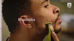 Philips OneBlade - Sähkökäyttöinen partahöylä