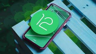 Обзор Android 12 — что нового?