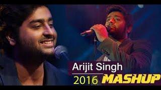 Arijit Singh Mashup 2016   DJ Gaurav GRS