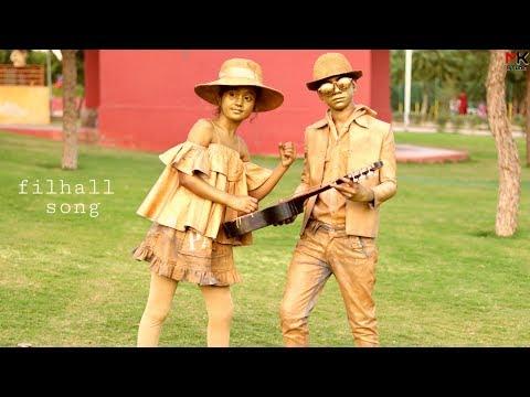 FILHALL | BPraak | Jaani | Statue Heart Touching Story | Ishu Kunal Payal Mk Studio