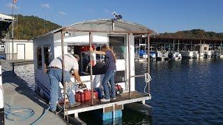 Plastic Houseboat  - Part 3 -