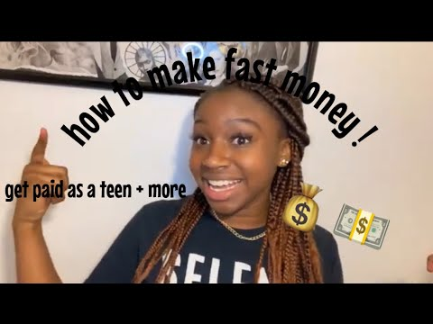 How To Get A Job As A Teen + Jobs That Hire Teens !