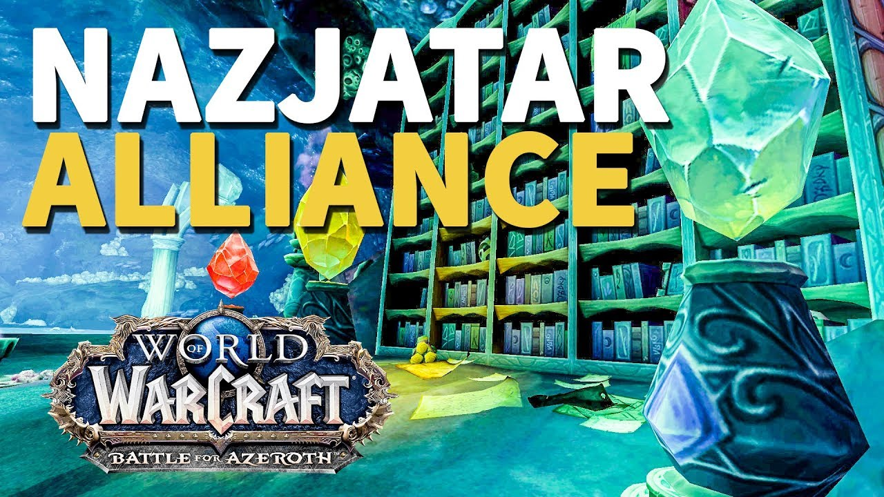 Image result for how to get to nazjatar