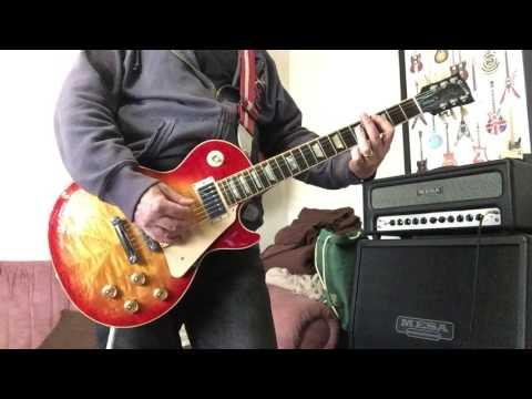 Whip It - Devo - Guitar Cover