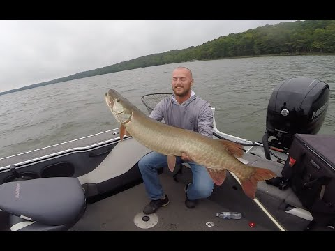 2018 Wisconsin Musky Fishing