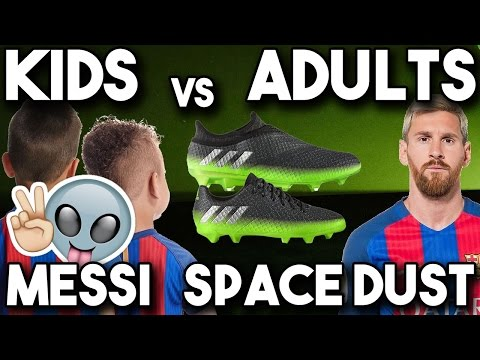 Massive Messi Unboxing- adidas Space Dust Soccer Cleats & Boots