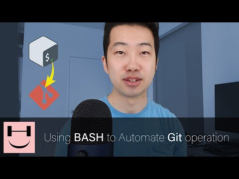 How To Use Shell Script To Automate Git Operations