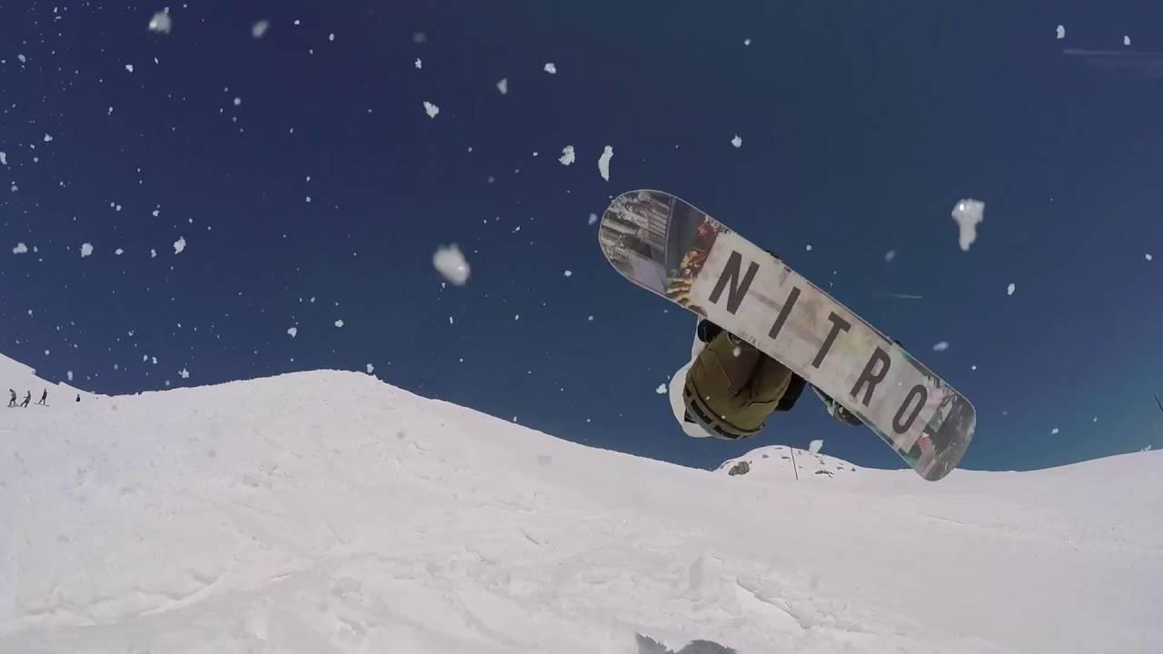 2017 Nitro Team Snowboard Review - YouTube c9bcc42b03b5