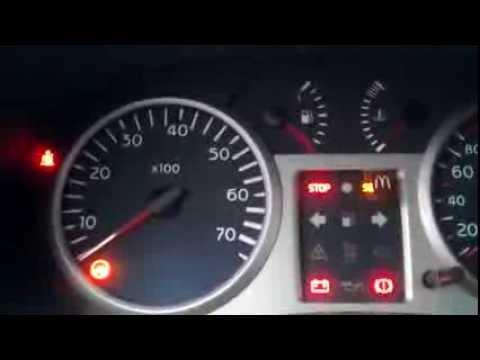 Renault Clio II плохо заводится и сразу глохнет.