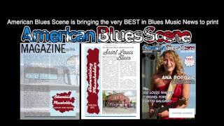American Blues Scene Magazine Promo