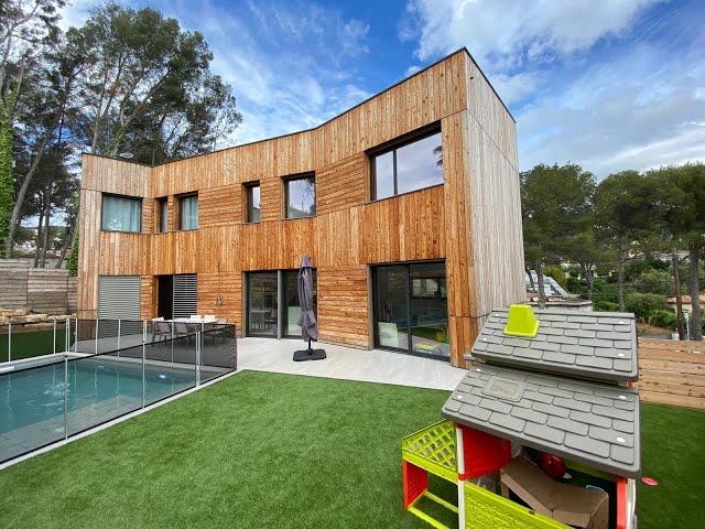Construcción biopasiva vivienda Castelldefels