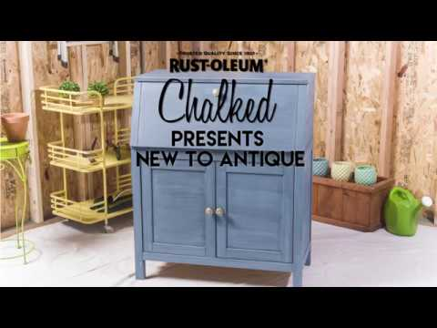 Rust-Oleum | Chalked Paint - Protective Topcoat