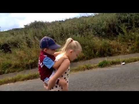 Cayton Bay, Yorkshire - family holiday