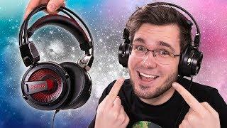 NOWE Słuchawki Gamingowe *premiera*