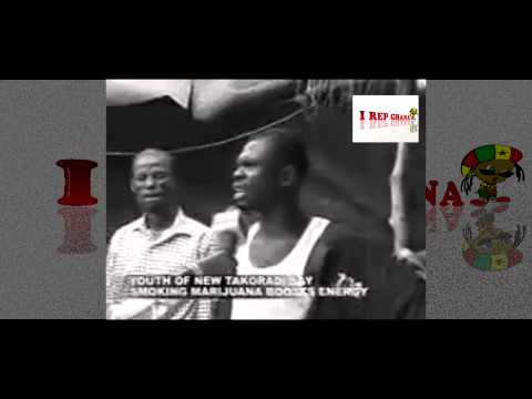 """(Hilarious) - Takoradi Youth Express Their Feeling About Marijuana """"Weed"""""""