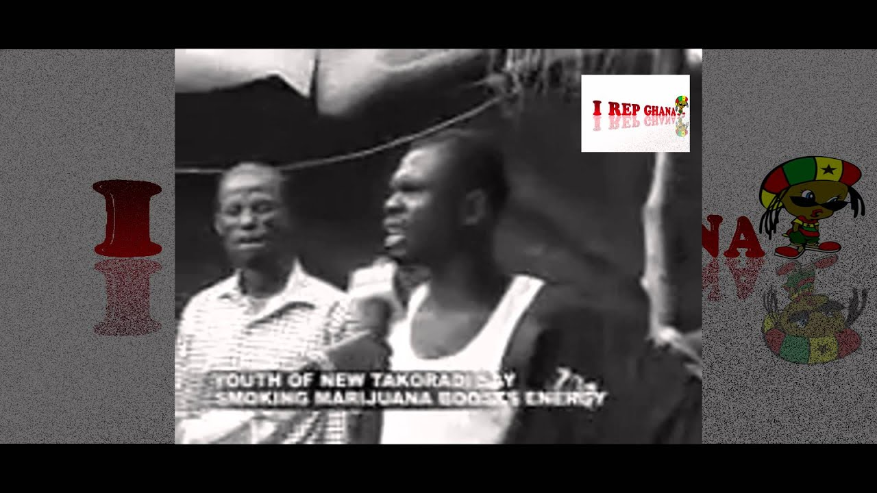 (Hilarious) - Takoradi Youth Express Their Feeling About Marijuana