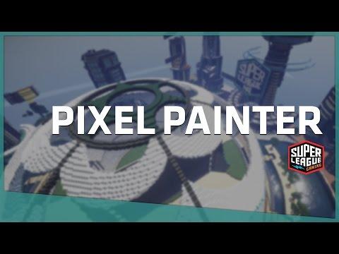 Pixel Painter Intro: Metropolis Madness
