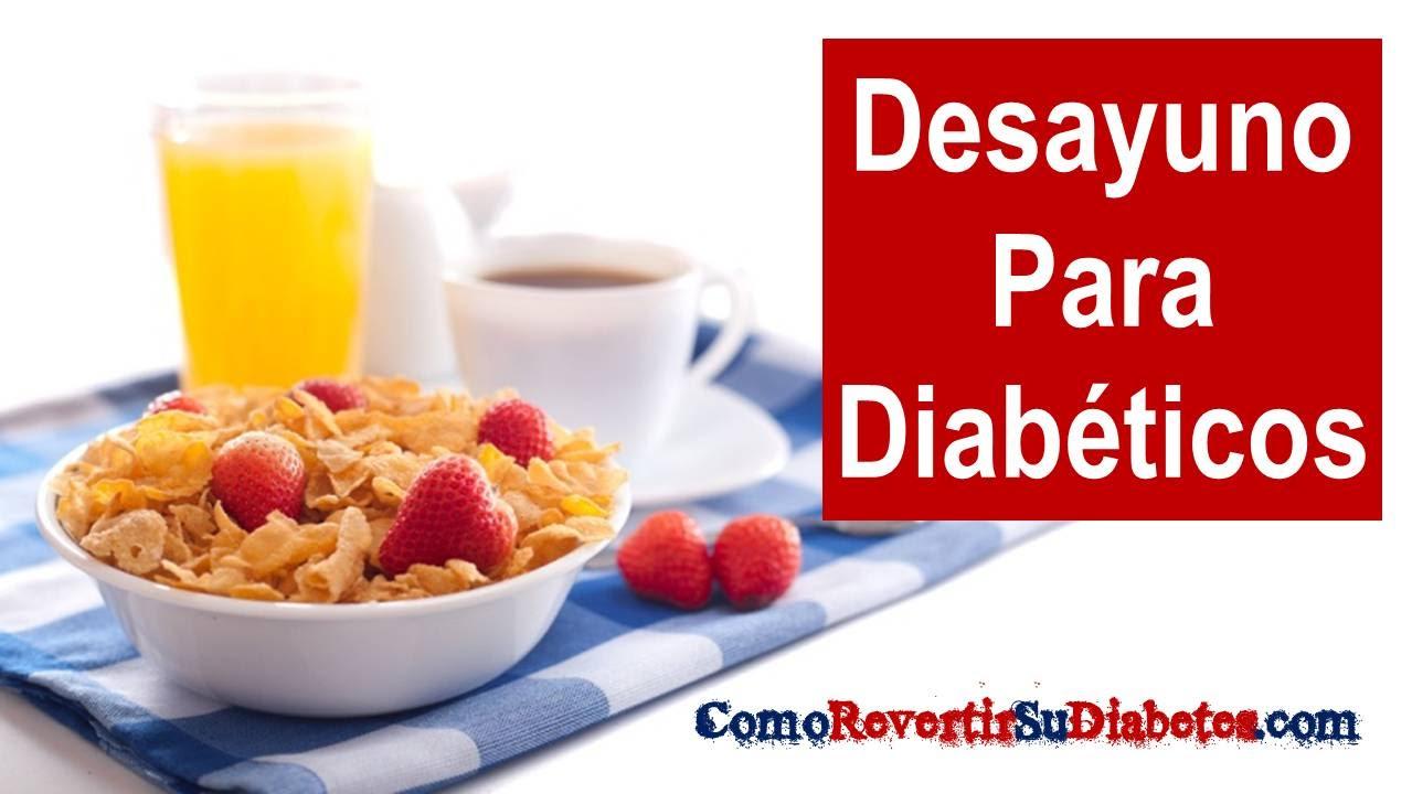 Desayuno Para Diabeticos  Como Preparar Un Rico Desayuno