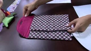 Ana Paula Stahl – Porta kit manicure patchwork Parte 2/2
