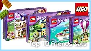 Top 10 Best Lego Friends Sets