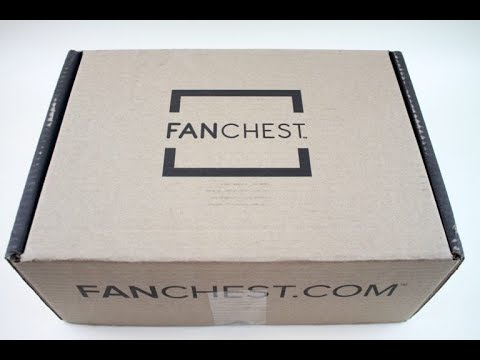 7913a4201 Fanchest College June 2018 Unboxing + Coupon