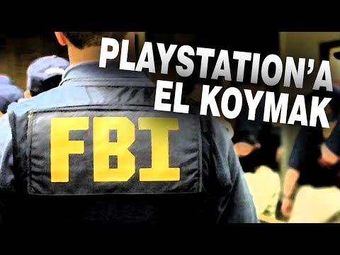 FBI, PLAYSTATION'INA EL KOYDU!
