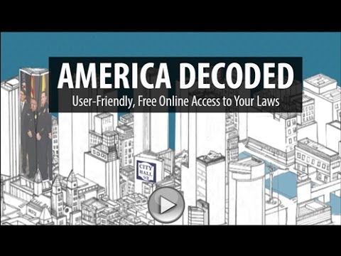 America decoded free online open access to your laws youtube malvernweather Gallery