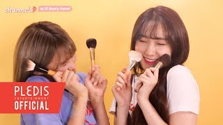[PRISTIN] channel :P EP.4 - Beauty Channel