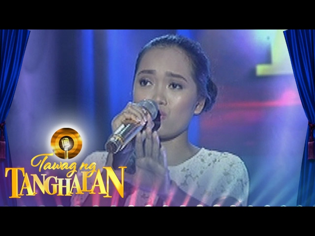 Tawag ng Tanghalan: Joylaine Canonio | Secret Love Song (Round 2 Semifinals)