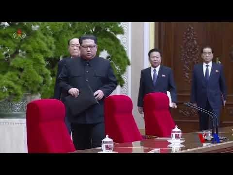Xalqaro hayot - 21-may, 2018-yil - Janubiy Koreya rahbari Tramp bilan Pxenyan haqida gaplashadi