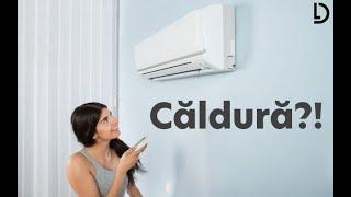 Cine a inventat aerul condiționat? Cât este de sănătos || Dis Laif ||  4K