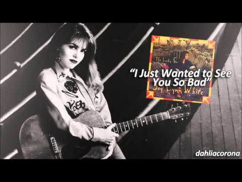 Joy Lynn White – I Just Wanted to See You So Bad (audio)