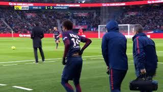 Neymar vs Montpellier Home HD 1080i 27012018