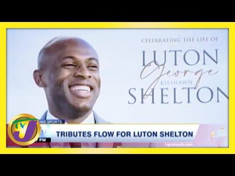 Tribute Flow for Luton Shelton   TVJ Sports