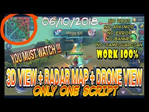 Full Download] 3d View Radar Map Drone View Mobile Legends