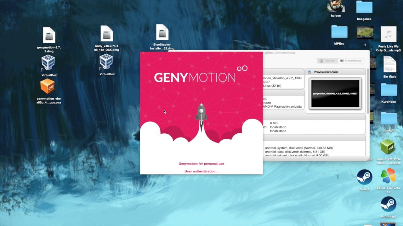 Como descargar el mejor emulador de android para tu pc(Windows/MAC)  [Genymotion]